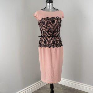 NWOT Joseph Ribkoff lace dress - 10
